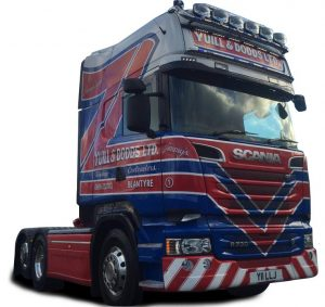 Yuill & Dodds Lorry